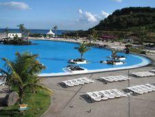 Swiming Pool Royalty Free Stock Images