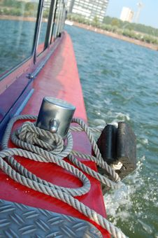 Free Side Of Boat Stock Images - 3047374