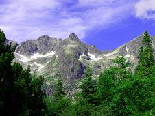Free High Tatras Mountains, Slovaki Royalty Free Stock Image - 3047796