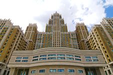 Free Astana Building Royalty Free Stock Images - 3048029
