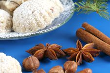 Free Nuts And Spice Stock Photography - 3049342
