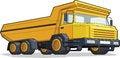 Free Haul Truck/Construction Truck Royalty Free Stock Photo - 30400795