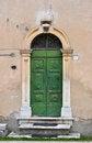 Free Old Italian Frontdoor Stock Photo - 30402010