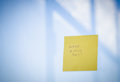 Free Have A Nice Day Text On Sticky Note Stock Photography - 30409692