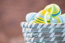 Free Easter Eggs Royalty Free Stock Images - 30404689