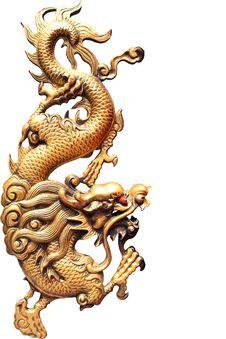 Free Vintage Dragon Royalty Free Stock Photo - 30405235