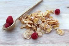 Free Fresh Berries And Cereal Stock Photos - 30405753