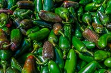Free A Large Group Of Jalapeno Peppers Stock Photo - 30406700