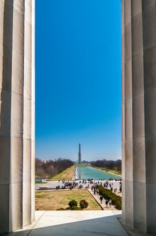 Free Washington Monument Royalty Free Stock Photography - 30407677