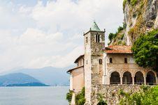Free Eremo Di Santa Caterina. Stock Photography - 30412232