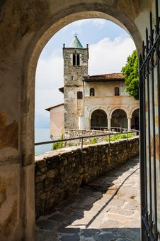 Free Eremo Di Santa Caterina. Royalty Free Stock Photography - 30412277