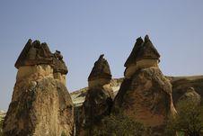 Free Cappadocia In Turkey Stock Photography - 30416212