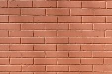Free Red Brick Wall Royalty Free Stock Photos - 30419828