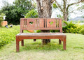 Free Chair In The Garden Royalty Free Stock Photo - 30427815