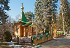 Church, Temple, Monastery Royalty Free Stock Photography