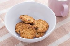 Free Cookies Royalty Free Stock Photos - 30424978