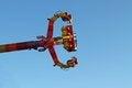 Free Fun Fair Amusement Ride. Stock Image - 30434621