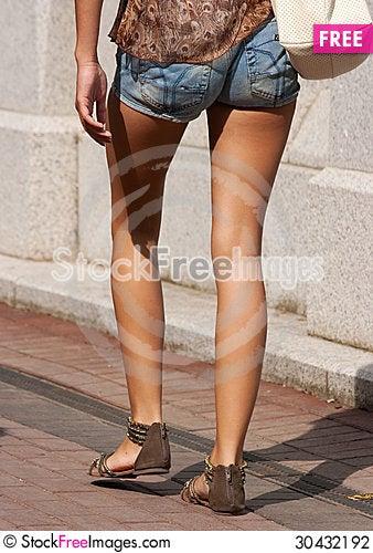 Girls young shorts