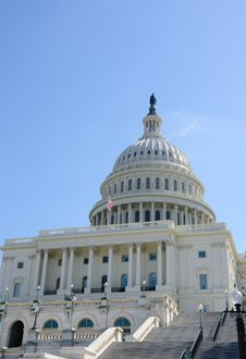 Free Capitol Hill Royalty Free Stock Photography - 30431387