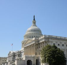 Free Capitol Hill Royalty Free Stock Image - 30431416