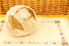 Free Ound Loaf Handmade Eco Royalty Free Stock Image - 30432266