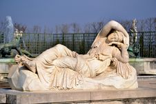 Free Versailles Garden Statue Royalty Free Stock Images - 30434919