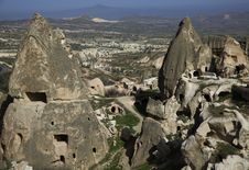 Free Cappadocia In Turkey Stock Images - 30435364