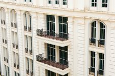 Free Balcony Royalty Free Stock Photo - 30437795