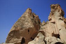 Free Fairy Chimneys Cappadocia,Turkey Stock Images - 30437944