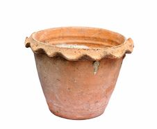 Free Baked Clay Pot Stock Image - 30440641