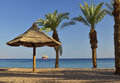 Free Sandy Beach Of Eilat, Israel Royalty Free Stock Image - 30453026