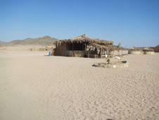 Free Egypt, Bedouin Village In Sahara Desert Royalty Free Stock Image - 30456816