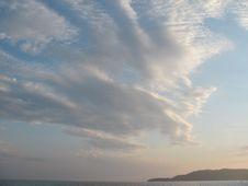 Free Montenegro Sky Above Budva Coast Stock Photo - 30456830