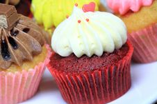 Free Cupcakes Stock Photo - 30459720
