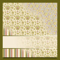 Free Vintage Abstract Retro Background Greeting Card Royalty Free Stock Image - 30462976
