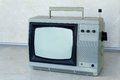 Free A Small Compact TV, Outdated Model Royalty Free Stock Photo - 30465005