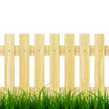 Free Fence And Grass Royalty Free Stock Photos - 30466148