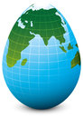 Free Egg Globe Stock Photography - 30467312