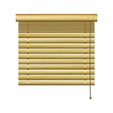 Free Wooden Louvers Up Stock Photography - 30466152