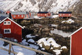 Free Hut On The Fjord Royalty Free Stock Images - 30473939