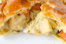 Free Chicken Pie Royalty Free Stock Photo - 30478205