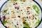 Free Fresh Vegetable Salad Royalty Free Stock Photography - 30478847