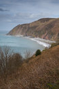 Free Lynmouth Bay Devon England Stock Photo - 30499200