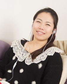 Free Happy Woman Stock Image - 30495131