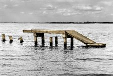 Free Pier Stock Photography - 3051142