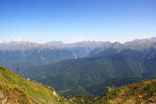 Free Mountains Stock Image - 3051171