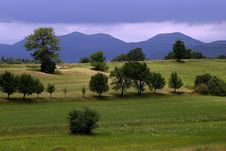 Free Green Countryside Stock Image - 3051591