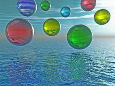 Free Balls Royalty Free Stock Photos - 3052298