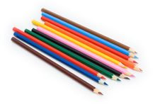 Free Color Pencils Stock Image - 3052711