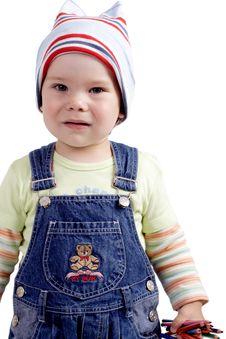 Free Child Smile Stock Image - 3052851